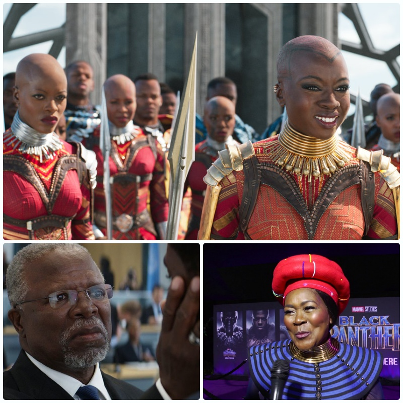 how the success of Black Panther could impact Africa