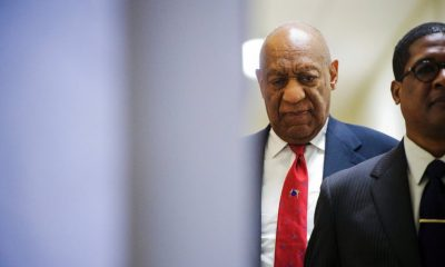 Bill Cosby on Thursday after he was found guilty in his sexual assault retrial in Norristown, Pa. Credit Mark Makela/Getty Images