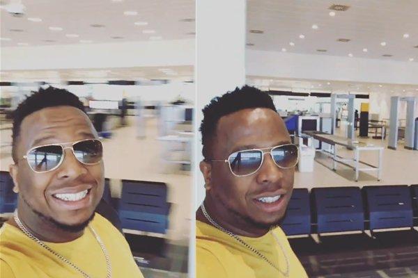 Ghana airports better than Nigerian Airports- Nigerian Gospel Musician Eben