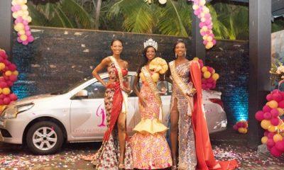 Diata Hoggar crowned Miss Universe Ghana 2018