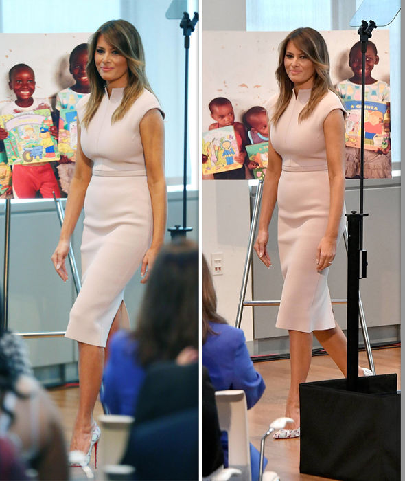 US First Lady Melania Trump to visit Ghana in October