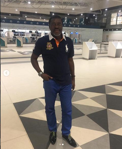 Kotoko Terminal 3 receives praises from Nollywood actor Kanayo O Kanayo