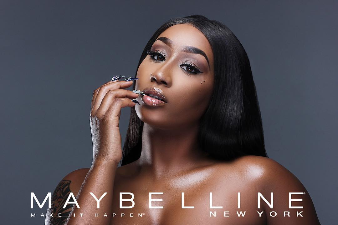 Victoria Kimani bags her first ever endorsement deal