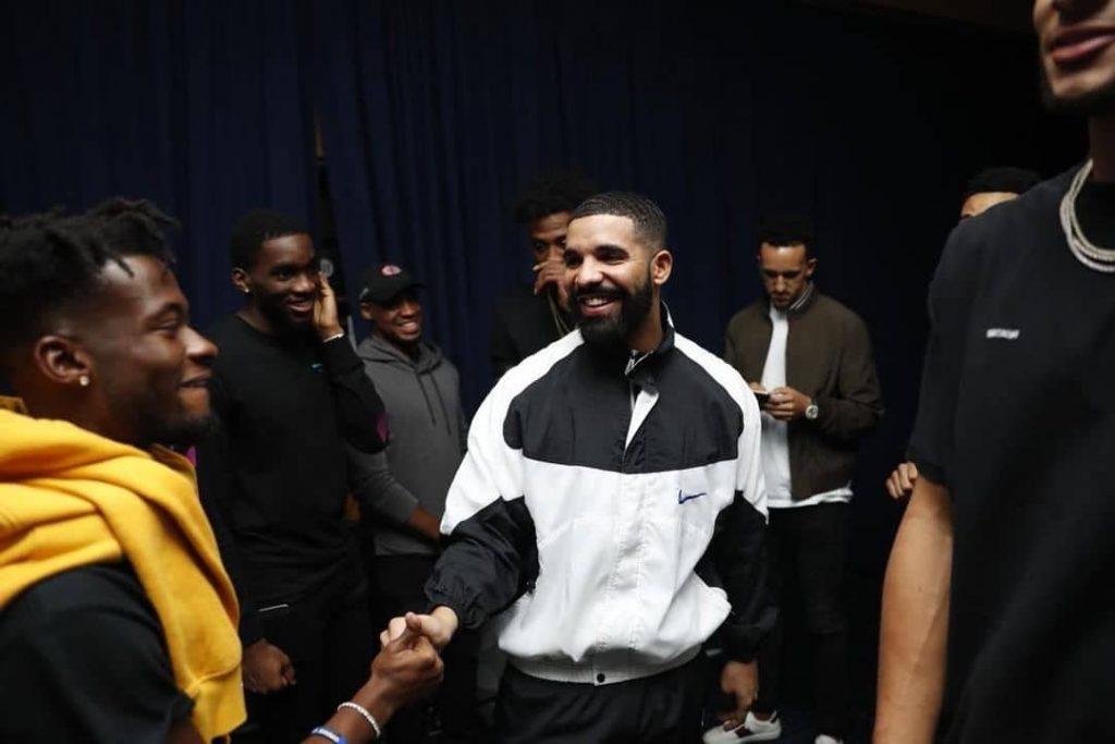 Kofi Carter x Drake