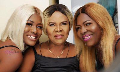 Photos: BBNaija's Alex, shares adorable photos of herself, her Mum and Grand Mum