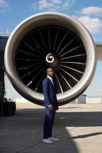 Ghanaian-British Ozwald Boateng to design new British Airways Uniforms