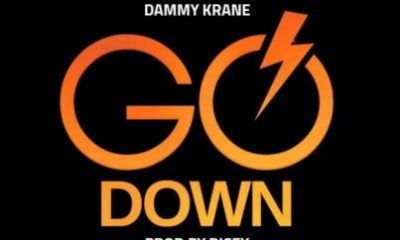 Dammy Krane returns with hot new single, 'Go Down'