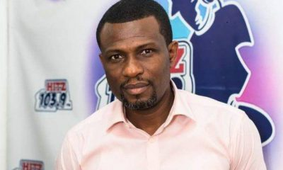 Kelvyn Boy doesn't have a rhythmic identity- Mark Okraku Mantey