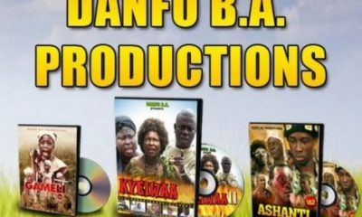 Popular 'Kumawood' producer Danfo B.A passes on