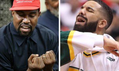 """""""Ye"""" x Drake"""