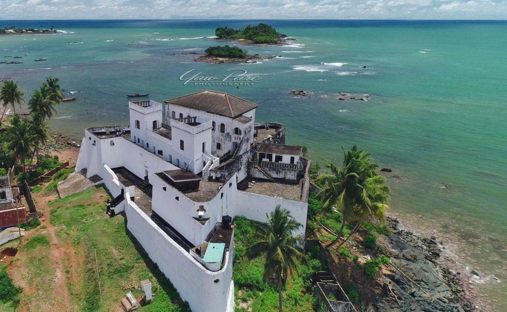 Fort Santo Antonio, Axim. Werstern Region Ghana.