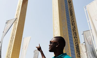 Outside of the Dubai Frame