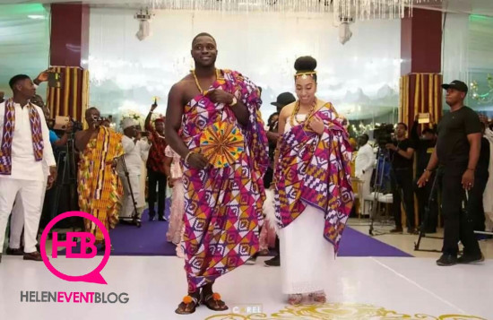 Pastor Chris's Daughter gets married to Ghanaian man
