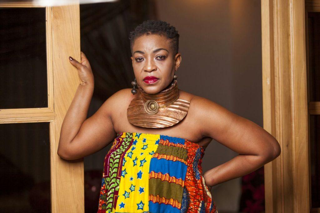 """""""I need money, acting doesn't pay"""" - Akorfa Edjeani Asiedu"""