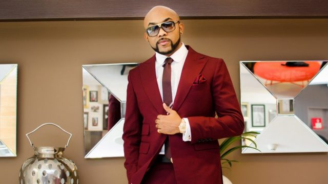 Banky W suffers intense food poisoning