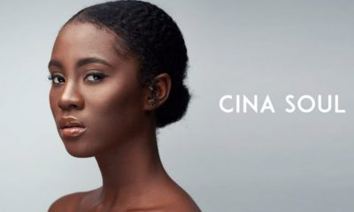 """Smh #SupportYourOwn"" - Cina Soul replies KiDi"