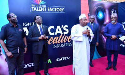 MultiChoice Talent Factory Opens West Africa Academy