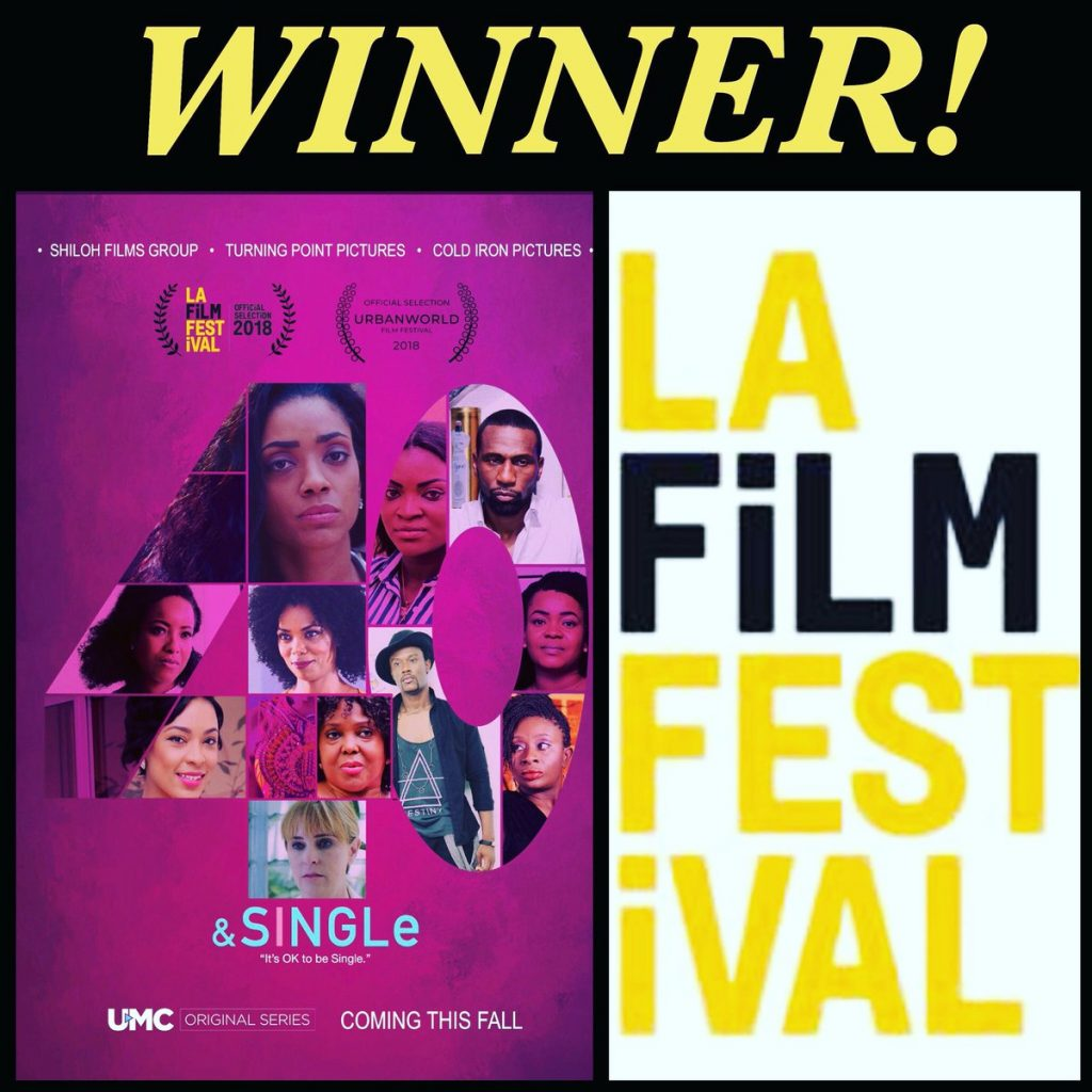 Leila Djansi's #40andSingle wins Audience Award at 2018 LA Film Festival