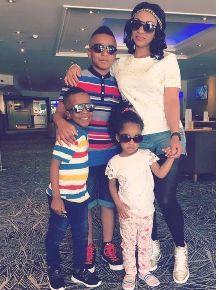 Asamoah Gyan files for divorce, demands a DNA test to prove he's the father of his 3 kids