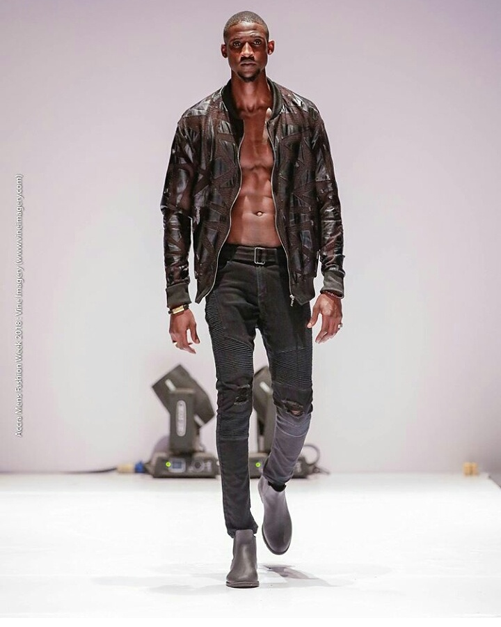 A quickie with Mr Africa finalist, Jason Asare Akoto