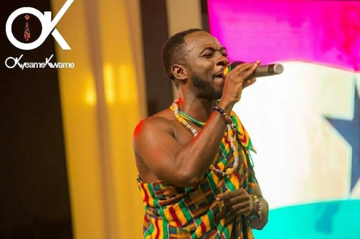 Trade Ministry adopts Okyeame Kwame's 'Made in Ghana' song for campaign