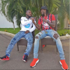 Funny Face receives blank cheque and a shopping spree from Emmanuel Adebayor as birthday gifts.