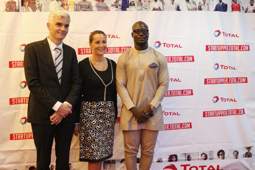 Total Petroleum launches second edition of 'Startupper of the Year' competition.