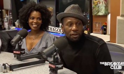 Vanessa A. Williams & Leon Robinson talk about working with Leila Djansi in Ghana