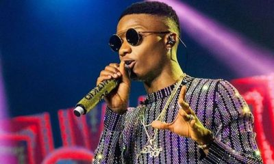 Wizkid becomes first African musician to have two songs hit over a million views on YouTube in 24hrs