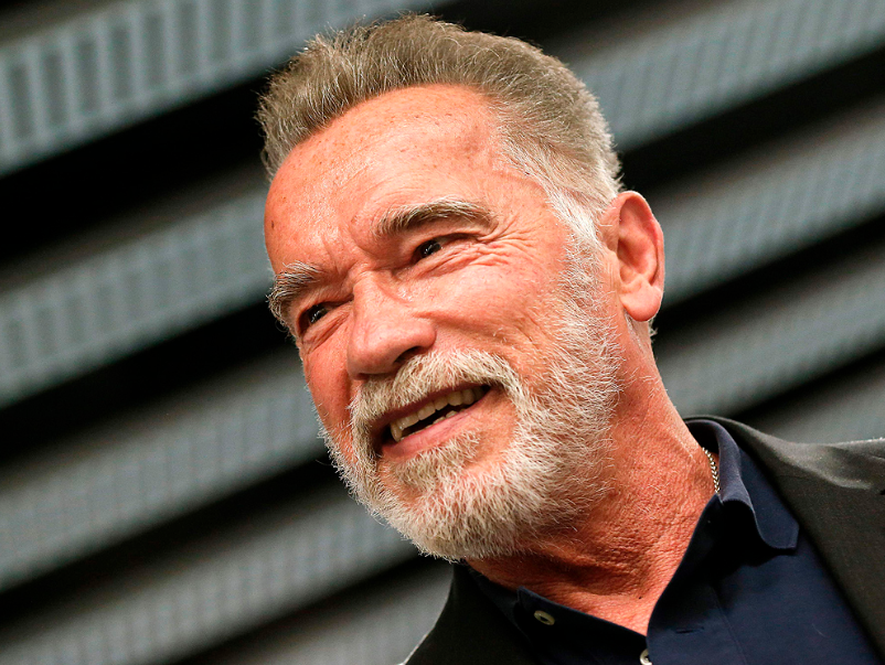 Arnold Schwarzenegger apologizes again for past behavior towards women