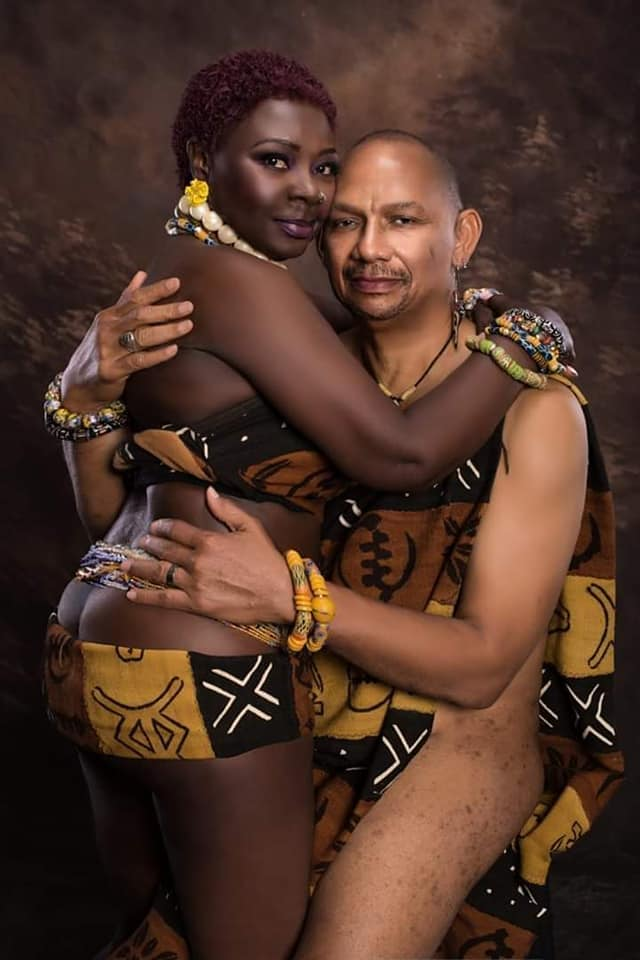 Ben Brako and wife goes nude on social media and where is WHY