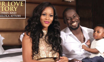 Chris Attoh is not a real man but I'm not writing a book about our crashed marriage –Damilola Adegbite