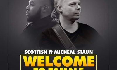 Scottish Prince drops hot new single, 'Welcome' featuring Michael Stun