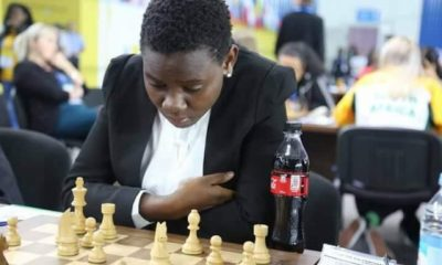 Queen Of Katwe: 17-year-old Ugandan Chessplayer wins World Title at the World Chess Olympiad in Georgia
