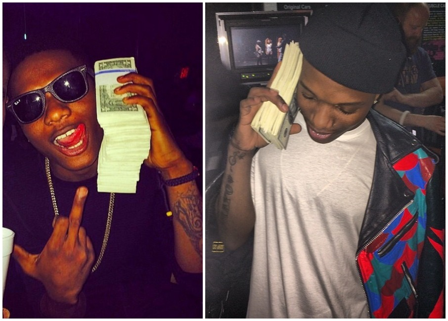 Wizkid joins the list of 'Highest Paid Artists' in the world