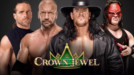 WWE keeps 'Crown Jewel' event in Saudi Arabia, despite heavy criticism from fans