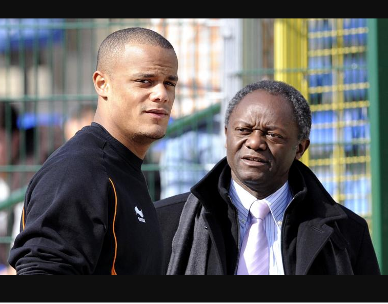 Vincent Kompany's father becomes the first black mayor in Belgium