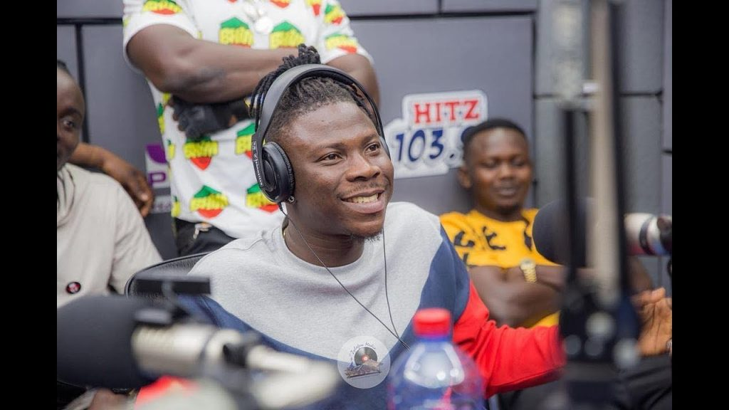 Let's partner and sell Ghana- Stonebwoy tells Ministry of Tourism, Culture and Creative Arts
