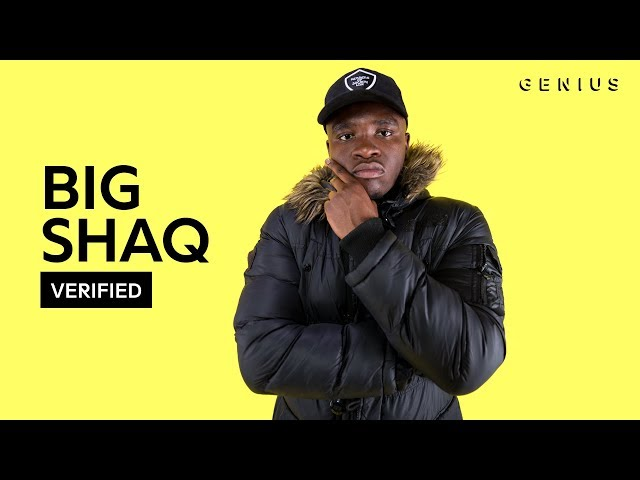 "Michael Dapaah ""Big Shaq"" drops fresh freestyle, announces new mixtape."