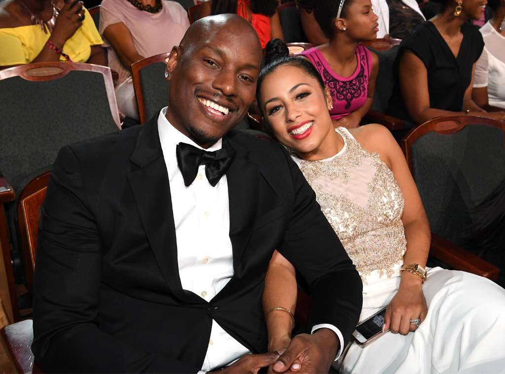 Tyrese Gibson and wife Samantha welcome Daughter Soraya