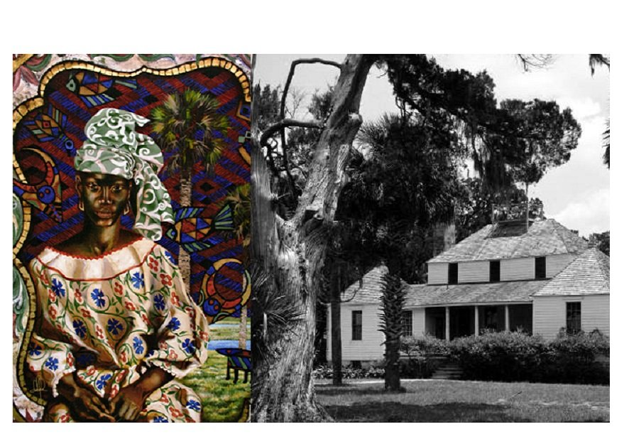 African Princess Became a Wealthy Owner (by Elizabeth Ofosuah Johnoson)