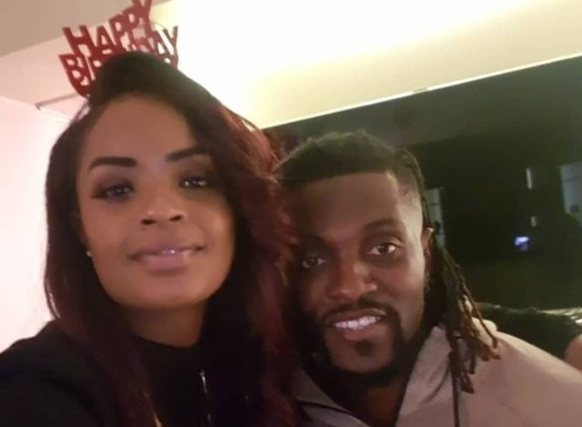 Big Brother Africa winner Dillish Mathews confirms relationship with Emmanuel Adebayor