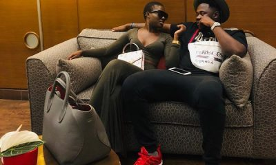 """My new girl, Fella Makafui with the backside""- Medikal finally confirm dating rumours"