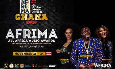 AFRIMA to air live on DStv and GOtv across Africa