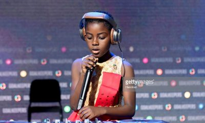 I want a Range Rover for my 11th birthday gift - DJ Switch reveals at #AFRIMA2018