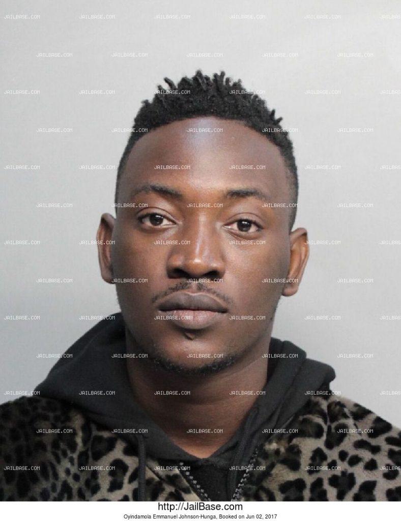 Dammy Krane arrested