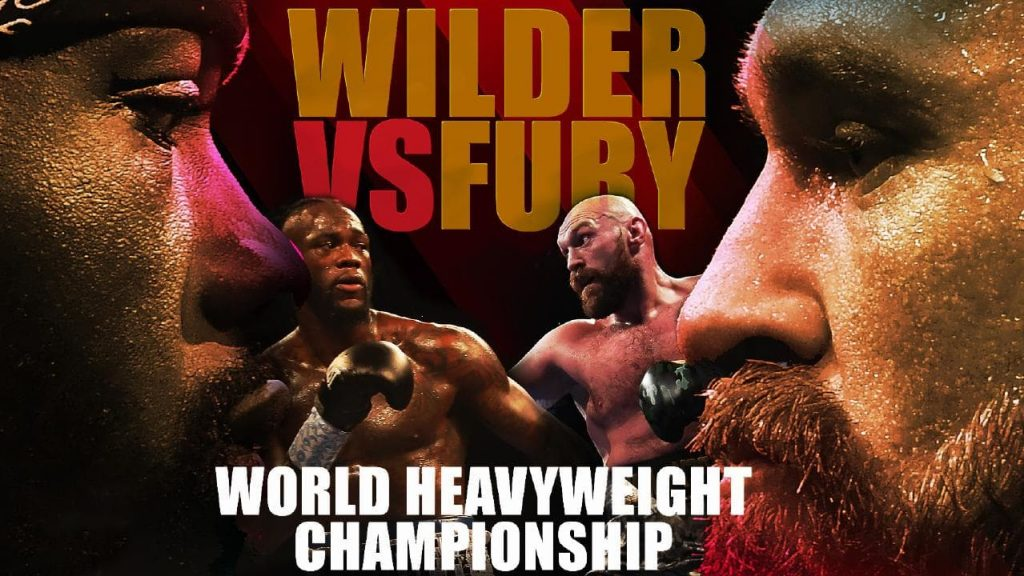 Deontay Wilder vrs Fury Tyson Live On SuperSport