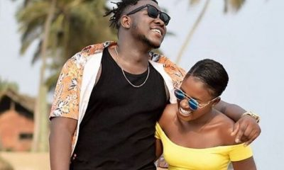 """""""My new girl, Fella Makafui with the backside"""" - Medikal finally confirms dating rumours"""