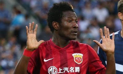 "Asamoah Gyan finally breaks silence: ""I am not divorcing my wife"""