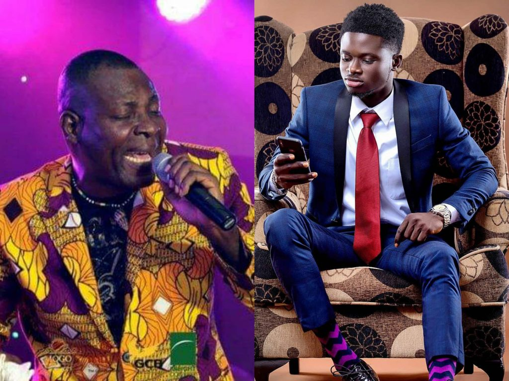 """I would never feature Kuami Eugene, he stole lines from my songs""- Adani Best"